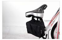 bicycle air bag - New Mini Portable Bike Bicycle Tire Inflator Air Pump Schrader Presta Dunlop Valve Ball Toy Pump Donate Bag PSI BAR