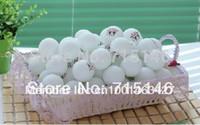 Wholesale PCSBig mm Olympic Stars ping pong Balls Table Tennis Balls white ball