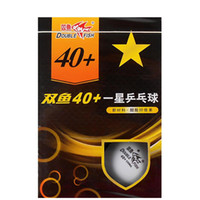 double fish table tennis - x Double Fish New Materials Star Star Star White Table Tennis Ping Pong Balls