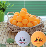 Wholesale Butterfly table tennis Ball three star level mm Hot pingpong balls White ball high quality