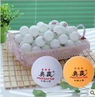 Wholesale Big mm Olympic Stars ping pong Balls Table Tennis Balls white ball