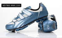 Wholesale 2012 newest tiebao breathable mountains cycling shoes Professional cycling shoes TB01 B909 pair