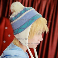 Cheap Wholesale-Japanese Anime Noragami Yato Yukine Cosplay Costume Jacquard Wool Cap Hat