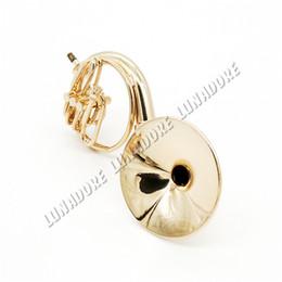 Wholesale Metal Sousaphone Miniature Musical Instrument with Black Case