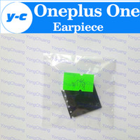 Wholesale Oneplus One Earpiece New Original Speaker Receiver Replacement Parts For Oneplus One Plus One Smart Cell Phone