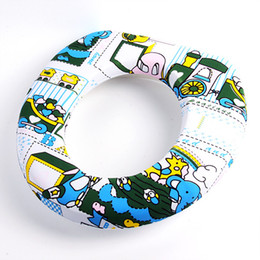 Wholesale Children Baby Training Cushion Toilet Seat Pad Pan Toddler Trainer Cover New