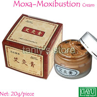 Wholesale Good Quality amp retail moxa moxibustion cream g pieces