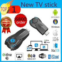 best tv stick - Vensmile V5ii Best Smart TV Stick Ezcast Miracast Dongle DLNA Airplay MirrorOP For IOS Andriod OS Windows better than android tv