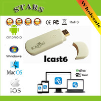 Cheap Wholesale-New Ezcast M2iii Google chrome cast hdmi 1080p Miracast DLNA Airplay Mirror WiFi Display Receiver Dongle for Windows iOS Andriod