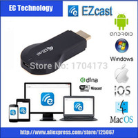 airplay video streaming - EzCast Miracast Dongle TV Stick DLNA Airplay iOS Android Windows Mac betten than chromecast streaming live tv P video