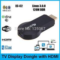 Cheap Wholesale-Airplay Media Player Smart Tv Stick Ezcast Streamer Ipush better than google chromecast Dongle Chrome cast