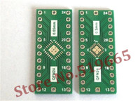 Wholesale High quality QFN24 to DIP24 Adapter PIN Pitch mm PCB Board Converter DIP Converter