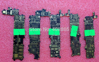 Wholesale The main logic board repair parts bare board replacement for iPhone S G S C G for iphone plus