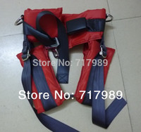 accessories for trampolines - children trampoline harness safety belt for kids Bungee seat belts fitness accessories