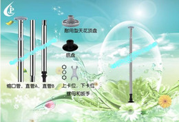 Wholesale HOT dance pipe Portable Dancing pole training pole with tools stripper pole dance games dance club DHL Free shpping