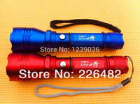 Wholesale CREE LED Lamp GT1101 In stock CREE Q5 LED Flashlight Torch Shocker Self defense Shocker Hunting Torch