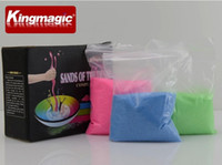 magic sand - Sands of mysterious The water sand illusions desert sands of grams to send tea color Magic props