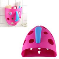 bathroom storage bins - Amazing Bath Toy Organizer Storage Bin Toddler Baby Bathroom Bag Kid Net Super Scoop Tub