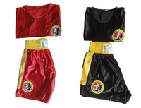 Cheap Bowling trunks goku Best Sleeveless polyester and silk shorts jersey