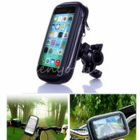 best motor bicycle - Best Price New Bicycle Motor Bike Motorcycle Handle Bar Holder Waterproof Case Bag EVA Foam pad For Apple For iphone C S
