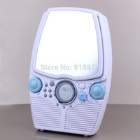Wholesale Portable CD Player Bathroom waterproof radio amp CD player
