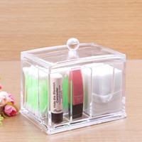 acrylic display cabinets - New High Quality Hot Sale Cosmetic Organizer Makeup Drawers Display Box Acrylic Clear Cabinet Cases