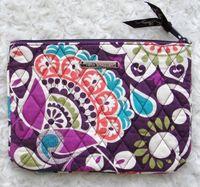 bag lining material - Vb super handy receive bag zero wallet multi purpose bag lining solid color material large Cosmetic