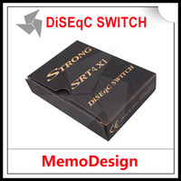 antenna switches - in out DiSEqC Switch x1 DiSEqC Switch Satellite antenna flat LNB Switch for TV Receiver with high quality Freeshipping