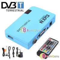 Cheap Wholesale-Digital TV Box LCD VGA AV Tuner DVB-T FreeView Receiver [2611|01|01]