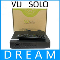 Cheap Wholesale-Vu Solo V3 Newest Version vu+ solo 2 PVR Linux Smart Single Tuner DVB-S2 HD Digital decoder with openpli 3 software