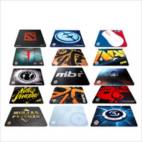 Wholesale Steelseries QcK Fnatic Navi Dota CSGO SK Tyloo EG kinds version Mouse pad Steelseries Gaming Mouse mat