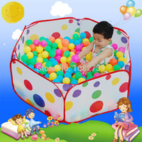 baby crawl ball - Easy To Set Up Ball Pool Ball Pit Ball Crawl Toy Tent Children s Tent Baby Play Tent Suitable For To Years