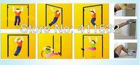 Wholesale Door Pull Up Chin Up Bar Portable Home Fitness Equipment door way Gym bar