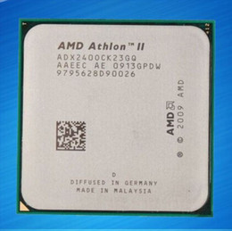 Wholesale ForAmd athlon ii for x2 scattered pieces cpu dual core needle am3