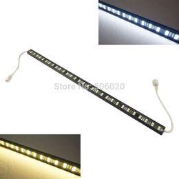Wholesale Super Birght LED Rigid Strip Light Double Row m Long IP65 V LED Aluminum Profile for Cabinet RV Camper Caravan Lighting