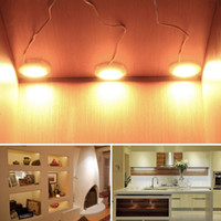 accent shelf - SMD Home Kitchen Led Under Cabinet Shelf Accent Lighting Lamp Bulbs Energy Saving high bright P cabinet light Warm White