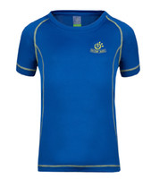 Wholesale TT171 Boys Girls Children Sports T shirts Brand Quick Dry Casual Running Tops Short Sleeve Shirts Outdoor Sportswear New