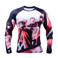 Wholesale summer sport suit men shirt bodybuilding fintness sport quick dry running sport shirts