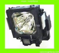 Wholesale DHL projector lamp POA LMP116 f or PLC XT35 PLC ET30L PLC XT35L with housing case