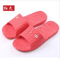 plastic slippers - Bathroom slippers home slippers summer sandals and slippers slip flooring Lesbian couple home interior plastic slippers