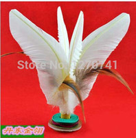 Wholesale Kikbo Kick Shuttlecocks Chinese jianzi goose feather traditional excise suitable for every one