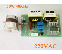 ac power transducer - AC v W KHz Ultrasonic Cleaning Transducer Cleaner Power Driver Board