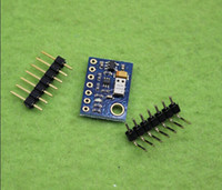 atmospheric pressure sensors - MS5611 high resolution atmospheric pressure altitude sensor module IIC SPI communication GY63 C5A2