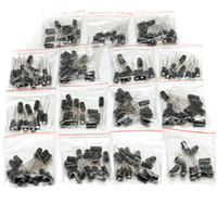 Wholesale Value Electrolytic Capacitor Assortment Kit Assorted Set uF to uF