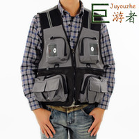 advertising jackets - Casual Breathable amp Waterproof Vest Quick drying Fishing Jackets Bags Outdoor Advertising amp Photography Waistcoats