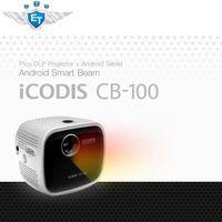 android project - Original iCODIS CB Smart Mini Projector Android Wifi LED Digital Project DLNA GB ROM mAh DLNA USB TF OTG CB