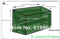 Wholesale Furniture cover person bench cover cm length rain and dust water proofed cover outdoor furniture cover
