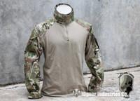 Wholesale TMC G3 Combat Shirt airsoft military Multicam camouflage TMC1819 MC