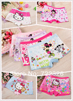 Wholesale designs Panties baby gril pants for girls underwear shorts kids briefs boxer clothes kids pants cueca infantil