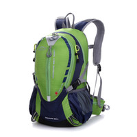 Wholesale L selling outdoor sports mountaineering trekking expedition backpack shoulder bag large capacity bike ride